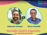 El homenaje de Colombia a Germán Castro Caycedo